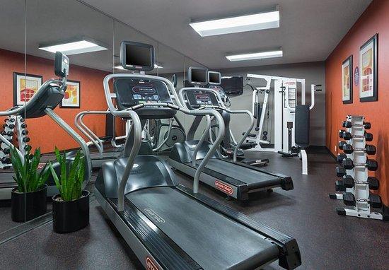 Residence Inn San Diego Central: Fitness Center