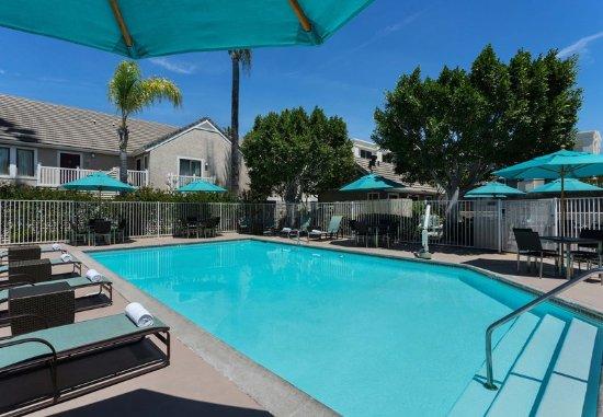 Residence Inn San Diego Central: Outdoor Pool