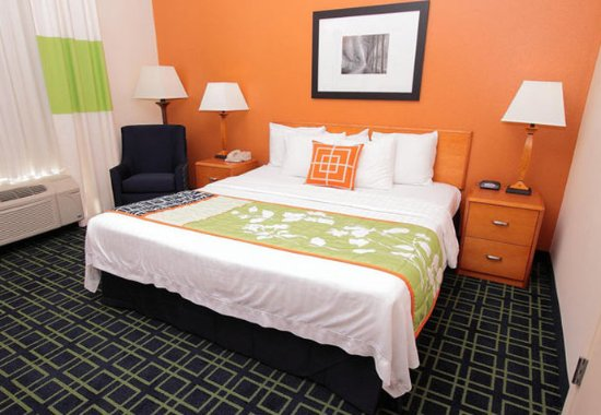 Killeen, TX: King Guest Room
