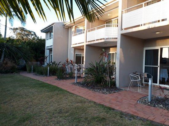 Noosa Sun Motel & Holiday Apartments: 20170906_191605_large.jpg