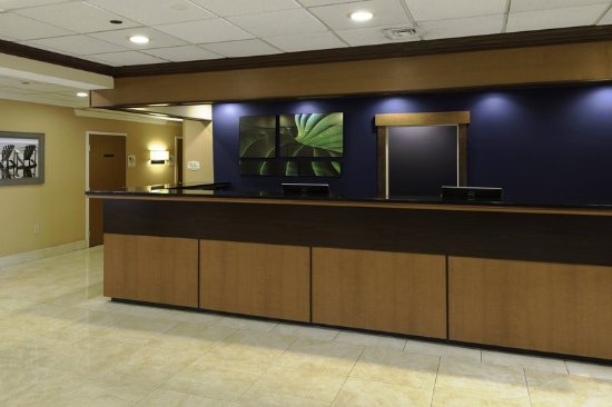 Absecon, Nueva Jersey: Lobby