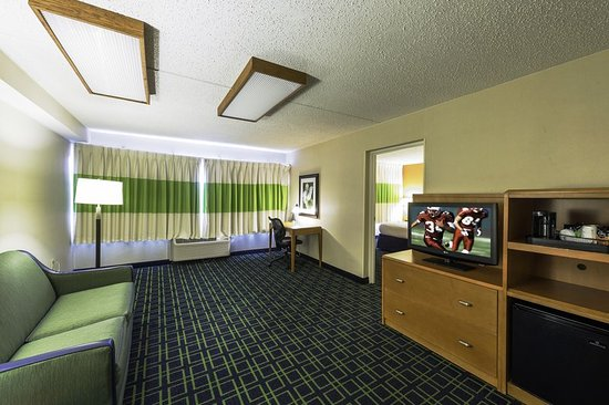 Absecon, Nueva Jersey: King Suite