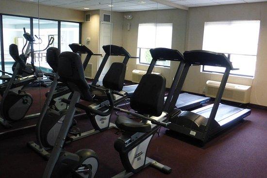 California, MD: Fitness Facility