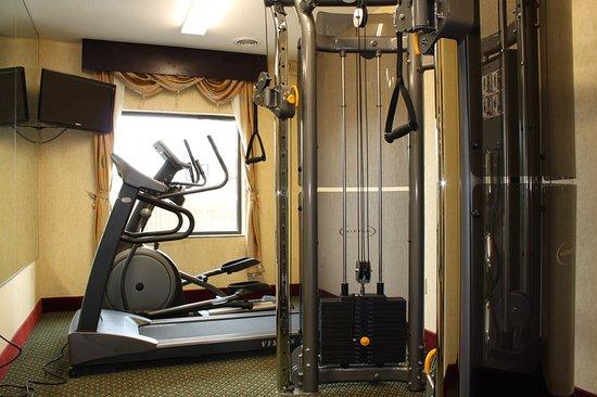 Melvindale, MI: Fitness Center