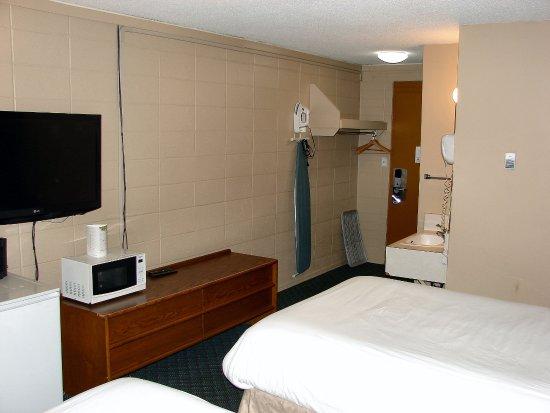 Slave Lake, Canadá: Standard Room