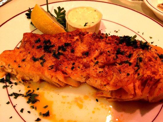 Progress Grill: Salmon