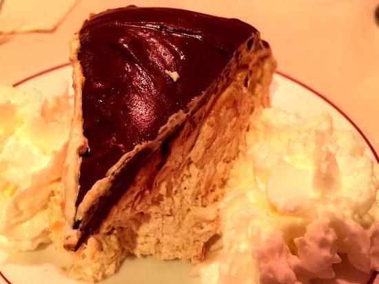 Progress Grill: Peanut butter pie