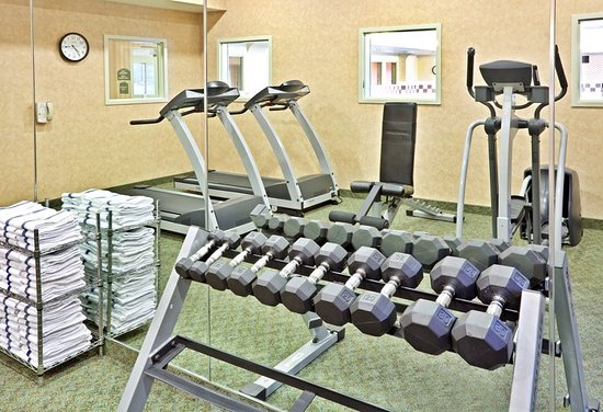 Holiday Inn Express Cheney - Fitness Center