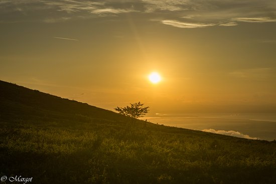Leon, Nikaragua: Sunrise at El Hoyo