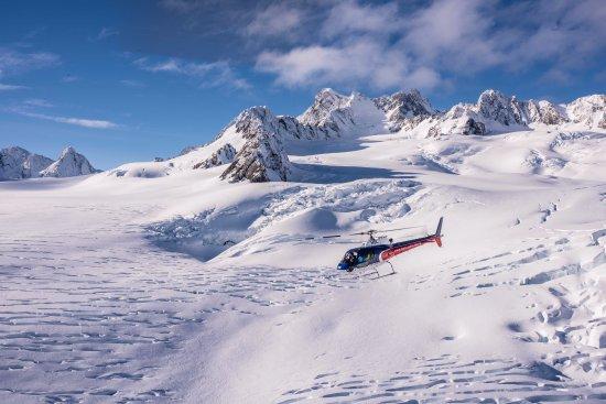 Scenic Flight Franz Josef