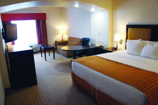 Orange, TX: Guest Room