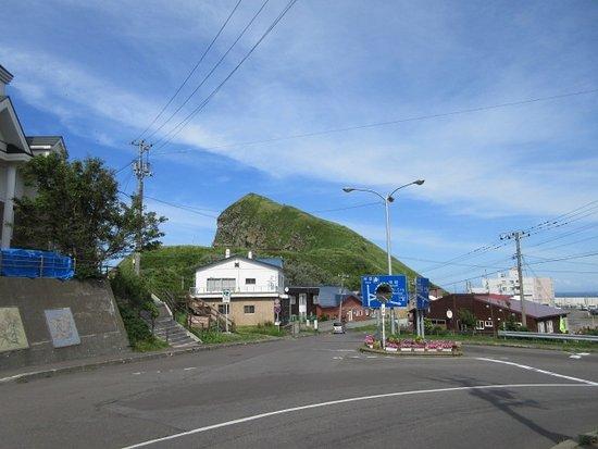 Rishirifuji-cho, Japonia: ペシ岬