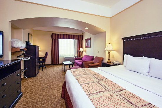 Dumas, Teksas: Guest Room