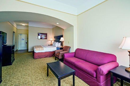 Dumas, TX: Guest Room