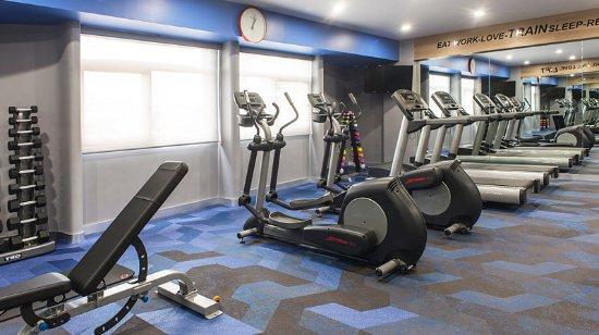 Naucalpan, Mexico: Fitness Center