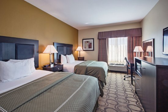 New Iberia, LA: Guest Room