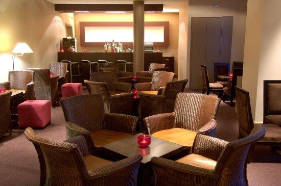 Martin's Brugge: Bar/Lounge