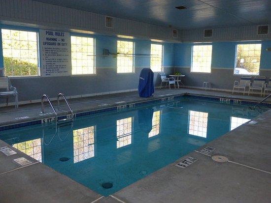 Madison, GA: Indoor Pool
