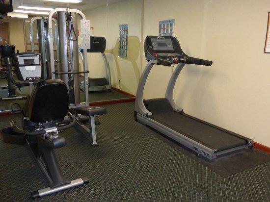 Madison, GA: Fitness Center