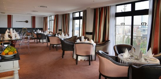 Meikles Hotel: Club Lounge