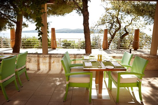 Sun Gardens Dubrovnik : Cilantro Restaurant