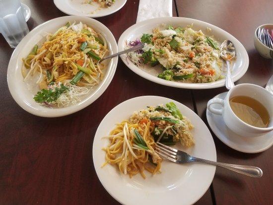 Thai Restaurant Hurricane Ut