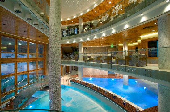 Soldeu, Andorra: Spa Pools