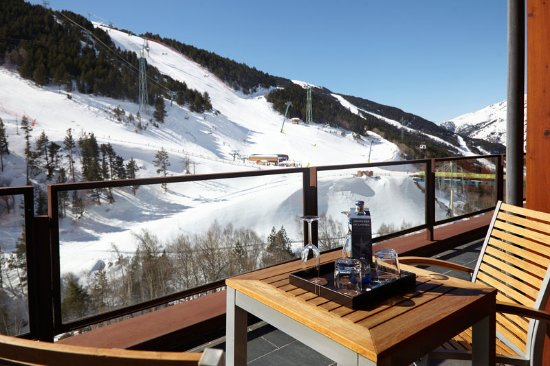 Soldeu, Andorra: Views Junior Suite Premium