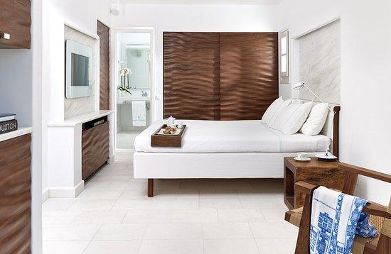 Belvedere Hotel Mykonos: Honeymoon Room Private Pool