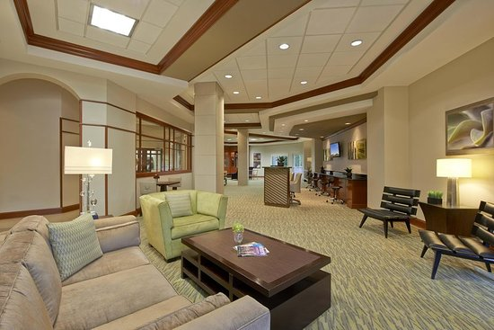 Hilton Grand Vacations on Paradise (Convention Center): Quiet Lounge