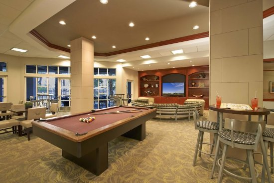 Hilton Grand Vacations on Paradise (Convention Center): Active Lounge