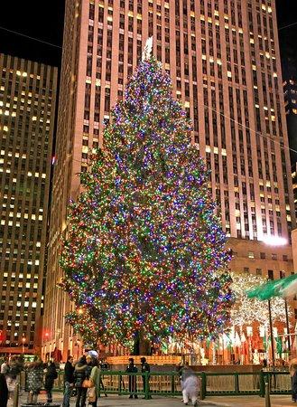 Hasbrouck Heights, Нью-Джерси: Radio City Christmas Tree
