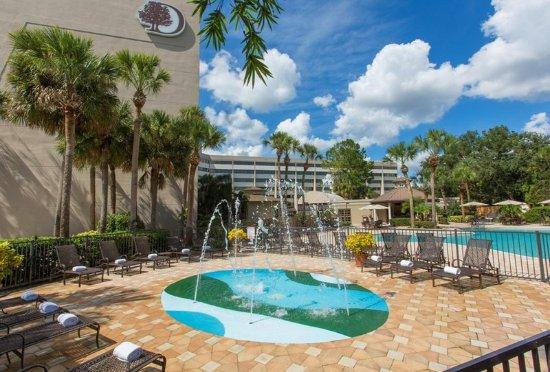 DoubleTree Suites by Hilton Orlando - Disney Springs Area: Kids Splash Pad