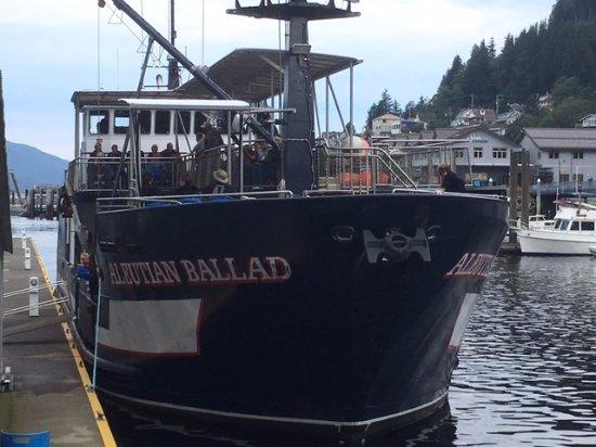 Bering Sea Crab Fishermen's Tour : The Aluetian Ballad