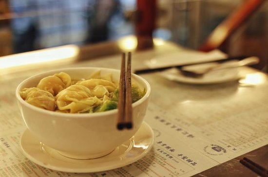Secret Noodle and Wonton en Shanghai...