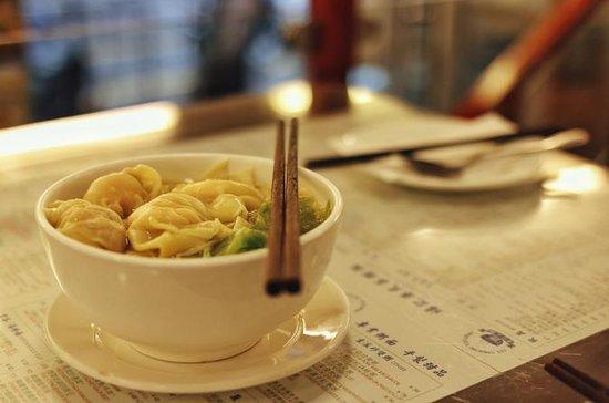 Secret Noodle and Wonton negli