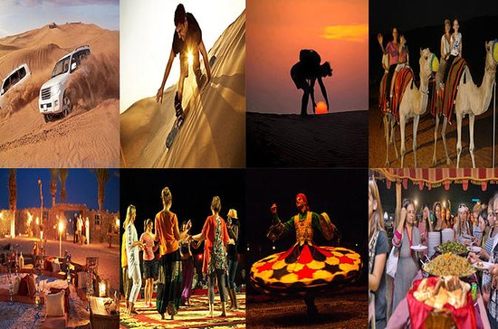 Red Sand VIP Premium Desert Safari
