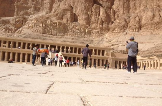 4 Tage Best of Luxor von Luxor