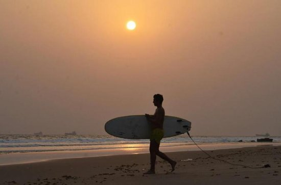 Surfing Experience at Tarkwa Bay with...