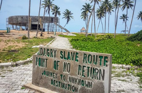 Private Badagry Slave Tour