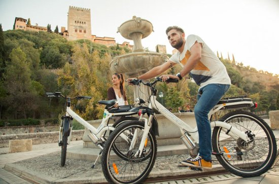 Albayzin and Sacromonte Electric Bike Tour