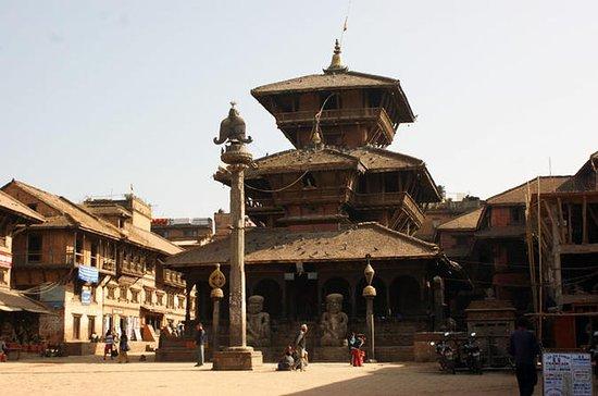 Bhaktapur halvdagstur
