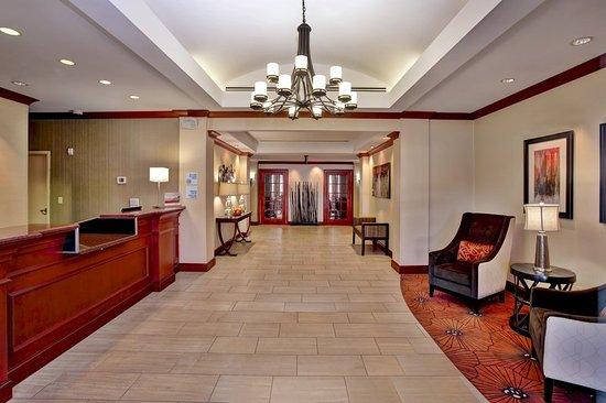 Walker, Μίσιγκαν: Hotel Lobby