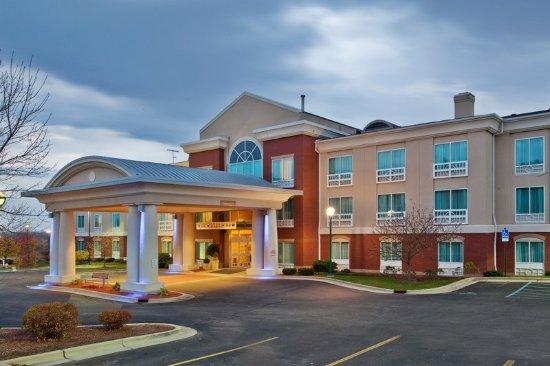 Walker, Μίσιγκαν: Hotel Exterior