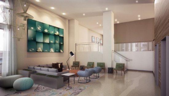 Redmond, WA: Lobby - Rendering