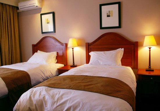 Harrismith, Afrika Selatan: Twin/Twin Guest Room