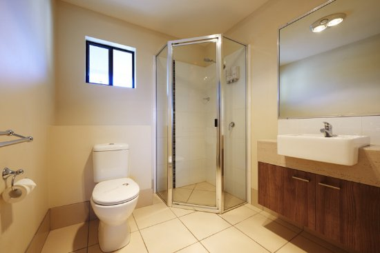Blackwater, Australia: Executive Twin Bathroom