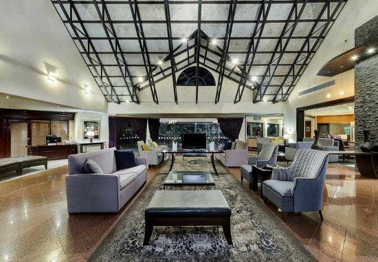 Midrand, Afrique du Sud : Lobby