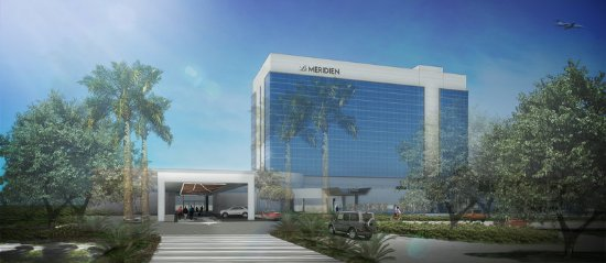 Sheraton Fort Lauderdale Airport & Cruise Port: Hotel Exterior - Rendering