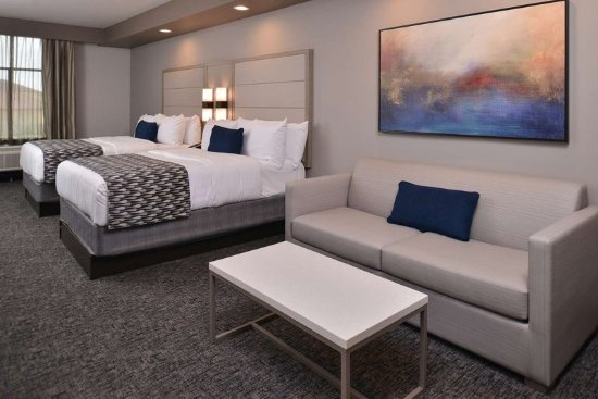 Katy, Teksas: 1 King Suite